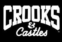 Crooks & Castles / Crooks & Castles Men's T-Shirts, Hoodies, Sweaters, Button-Ups, Tanks and Caps.