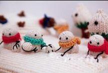 Knitting, Yarning & Crocheting