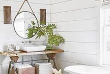 Furn ❥ Bathroom ideas and inspiration / Inspiration for the bathroom