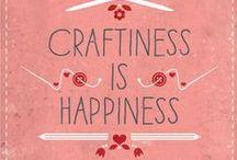Inspirations / Our handmade motivations!