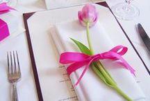 Bodas de primavera / Inspiración para bodas de primavera