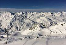 Les Alpes,  mon amour!