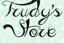 Trudy Store Vintage Etsy shop / Items for sale in my vintage Etsy shop