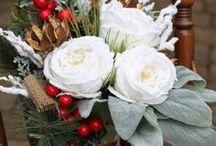 Bodas en Navidad / Bodas + Navidad... ¡Qué buena idea!