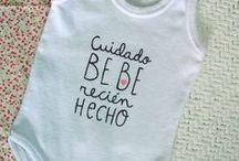 ¿Quién dijo bebé? / Ideas para el baby shower, para el bautizo y cosas bonitas para el bebé