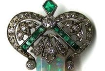 Beautiful Antique Jewelry and one very unique and beautiful current look. /  Everything that is posted on my boards can be appraised for you by The Jewelry Appraiser Inc. We are happy to even answer any questions you may have about any Gemstone or any types of metals.
