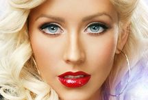 CHRISTINA AGUILERA / FAMOUS POP SINGER.   PLEASE RESPECT THIS : NO PIN MORE 3 OR I BLOCK YOU.  / by GRIZZELDA MEDRANO PADILLA
