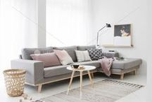 *Home - séjour - living room*