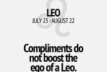 All about Leo / Personality of my sign