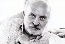 Arman (1928-2005) / Arman, né Armand Fernandez le 17 novembre 1928 à Nice et mort à New York le 22 octobre 2005, est un artiste franco-américain, peintre, sculpteur et plasticien, connu pour ses « accumulations