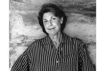 H.Frankenthaller (1928-2011) / Helen Frankenthaler (née le 12 décembre 1928 à New York et morte le 27 décembre 2011 à Darien, dans le Connecticut1) est une peintre américaine appartenant au mouvement de l'expressionnisme abstrait. Elle a été l'élève de Rufino Tamayo et de Meyer Schapiro.