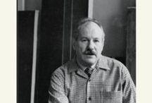 Barnett Newman (1905-1970) / Barnett Newman (29 janvier 1905, New York – 4 juillet 1970, New York) est un peintre américain. Il est l'un des représentants les plus importants de l'expressionnisme abstrait et l'un des premiers peintres de la Colorfield Painting.