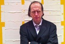 John Zinsser (1961-) / Artiste peintre americain né à New York en 1961