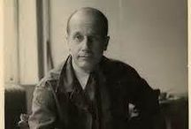 B. Walker Tomlin (1899-1952) / Bradley Walker Tomlin (1899 -1953) appartenait à la génération d'artistes New York School expressionnistes abstraits. Il a participé à la célèbre '' Ninth Street Show.  La vie de Tomlin et son travail ont été marquées par une persistance vers la perfection.