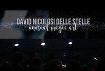 TTF6 & David Nicolosi Delle Stelle (non solo Skizzo) / Unusal Magic Art durante tutto il TTF6 con 8 performances! Artista della magia, presentatore, showman; con la sua assoluta padronanza della scena, dimostra che si crea magia quando si arriva all'impossibile e l'atmosfera si carica di pathos.