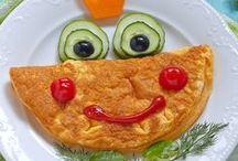 Eğlence Mutfakta / Sofralarınıza biraz eğlence katmaya ne dersiniz?