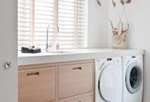 Furn ❥ Laundry Room ideas and inspiration / Furn ❥ Laundry Room ideas and inspiration