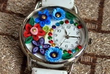 Quilled  / Quilled Tickers to add a personal touch of love to your watches...