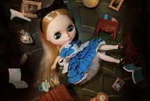 Blythe, Pullip and ...