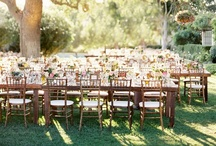 Reception Decor / by Tory Larson