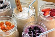Smoothies, Shakes and Drinks