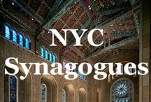 New York City Synagogues