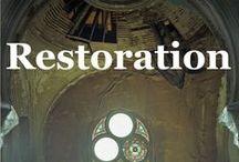 Restoration of the Eldridge Street Synagogue