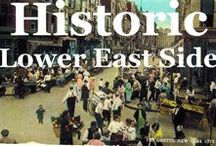 Historic Lower East Side