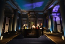 Pommery Champagne Cafe Bar / The Pommery Champagne Cafe Bar is a pop-up champagne bar only available during the Edinburgh Festival! Come and visit us this year - 'popping' up at the Signet Library for the month of August 2013.