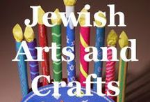 Jewish arts and crafts