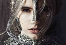 Fashion & Appearence / inspiring and atmospheric photos: heads/faces/poses/costumes/etc…