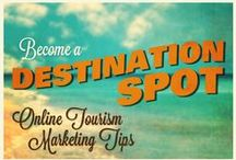 social media marketing / Ways to get our name onto the world wide web. #socialmedia / by Trailhead Resort & Charters