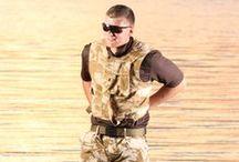 """British Uniform """"2013"""" / V tomto albume nájdete fotografie rôznych produktov vo farebnom prevedení DPM DESERT, DPM WOODLAND, MTP, ktoré v dnešnej dobe používajú vojaci Britskej armády."""