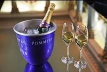 Pommery Bar at the Colonnades 2015 / All the best of the Pommery Bar will be found at the Colonnades this August. Check in for our fabulous lobster lunches, seasonal tastings of Pommery and our fabulous afternoon tea. Includes photos from previous years.