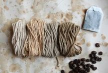 Teinture Naturelle / A collection of pictures and documentation about natural & vegetal dyeing.