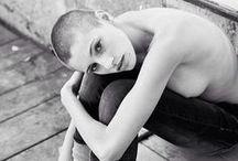 beautiful bald woman&really short haircuts / beautiful bald woman and really short haircuts