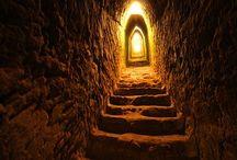 Portals & Paths / by Johanna Manasse