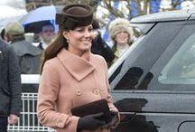 Duchess Catherine - fall/winter inspirations