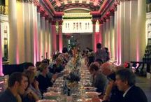 Edinburgh Military Tattoo Tickets & Dinner Packages 2015 / Celebrate Scotland's Year of Food & Drink 2015 with a 3 course dinner menu by our award winning chefs, served in the magnificent Upper Library at the historic Signet Library followed by the world famous Royal Edinburgh Military Tattoo.