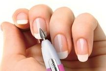 Nailed it! / You can now keep your nails looking beautiful while traveling, at work, and at home with ease