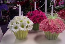 Birthday Celebrations Hand crafted by Bloomers Flower and gift shop. / Bloomers Flower shop delivers birthday flowers on their special day.