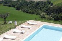 classy summer / resort, riviera, garden, village