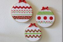 Christmas - Crafts / Welcome to my boards. Please feel free to pin as many as you want. There is no limit on any of my boards. Enjoy them. / by Oma's Fabric and Gifts