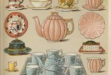 History of Afternoon Tea / Historical information to accompany blog post on afternoon tea