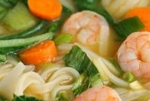 Soups for chilly daze / Here you can find all kinds of soups to warm the tummy!