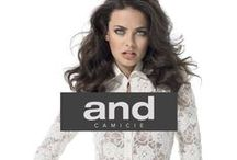 And Camicie woman collection F/W-15/16 / woman collection