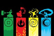 Avatar the Last Airbender / Who wouldn't love to be a bender?! I would love to be a waterbender