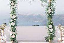 Flower Arch - Garlands