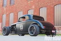Hot Rods, Rats & Bikes / My passion for motorcycles, especially Harley-Davidson.  Hot Rods, Rat Rods and cool machines.  / by Andy Lindström