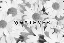 ✧WHAT-EVER✧ / .-.